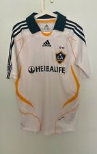 Sale! 2007-08 La Galaxy Home #23 Beckham Formotion Player Issue Shirt Size M