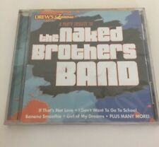 DREW'S FAMOUS A PARTY TRIBUTE TO THE NAKED BROTHERS BAND NEW CD