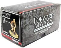Corgi Forward March 1:32 Die Cast Figure - Heroes - Charles Hazlitt Upham