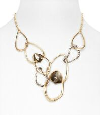Aura Bib Necklace Linked $325 Alexis Bittar Miss Havisham Orbiting