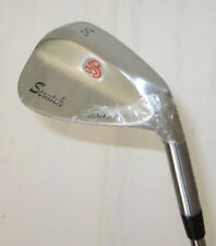 Scratch 56 Sand Wedge  golf club JLM-SND, KBS Steel shaft,Stiff-flex, IOMIC grip