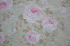 Simply Shabby Chic Dutchess Rose Blossom Neutral Tan King Pillow Sham