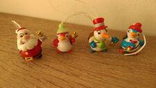 Die Klingglöckchenbande 4 Figuren ohne BPZ Ü-Ei Weihnachten 2010