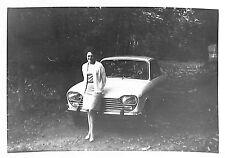PHOTO AUTOMOBILE CAR PEUGEOT 204