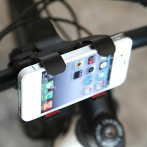 360° Clip Bicycle Motor Bike Cell Phone Case Mount GPS Holder Apple iPhone UK