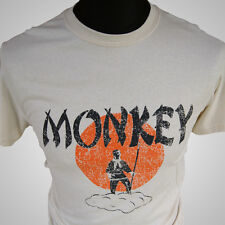 Mono Mágico Camiseta (natural) TV temática Retro Artes Marciales Kung Fu culto MMA