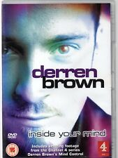 Derren Brown - Inside Your Mind (DVD, 2003)