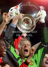 1999 PETER SCHMEICHEL CHAMPIONS LEAGUE PHOTO CHOOSE SIZE MANCHESTER UNITED UTD