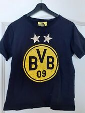 nice Football T-Shirt from Borussia Dortmund in Germany, size: 140, Age 10 years