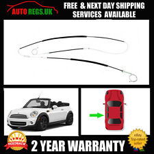 BMW MINI CABRIOLET WINDOW REGULATOR REPAIR KIT REAR LEFT NSR 2001-2008 NEW