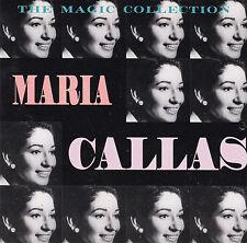 CD  MARIA CALLAS 7t THE MAGIC COLLECTION