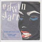 """45 tours EDWIN STARR Vinyl SP 7"""" HIT ME WITH YOUR LOVE - DISC' AZ 965 Dedicace"""