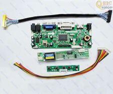 Nt68676 (HDMI + DVI + VGA) LCD Screen Controller board kit for ltn141at02 1280x800