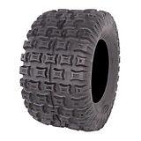 (2) 18X10-8 ITP Quadcross MX Pro Lite Rear ATV Tires NEW Rubber 4 Wheeler