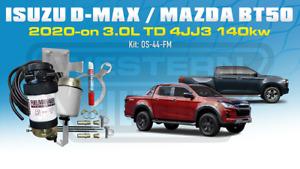 Fuel Manager Pre Filter Kit for Isuzu D-Max / Mazda BT50 aug2020-on 3.0L TD 4JJ3
