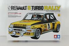 TAMIYA PLASTIC MODEL KIT 1/24 RENAULT 5 TURBO RALLY 24027