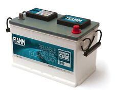 BATTERIA FIAMM CYCLOP STARTER/ENERGY CUBE 100Ah 720A POLO +DX