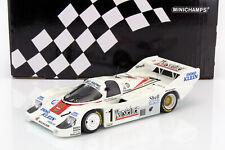 1983 Porsche 956k ganador DRM Zolder Wollek / Johansson 1 18 Minichamps