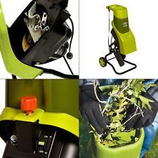 15 amp electric wood chipper/shredder   sun joe cj602e green garden leaf waste