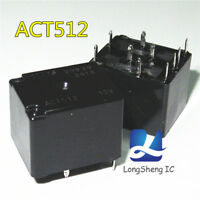5pcs  ACT512 M41 12V ACT512 M26 12V Automotive 20A 12VDC 10 Pins
