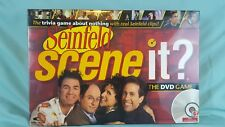 Seinfeld Scene It DVD Board Game BRAND NEW SEALED 2008 Trivia Game About Nothing