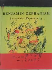 FUNKY TURKEYS by Benjamin Zephaniah ~ Audio Cassette