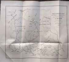 New ListingGeological map of N. Peninsula of Michigan 1846