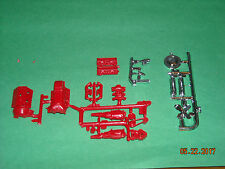 Ford Thunderbird V-8 detailed engine model car parts, hot or rat rod build