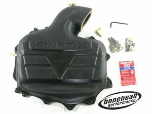 Kinetix Racing V+ Upper Intake Manifold Plenum for 2003-2005 Nissan 350Z VQ35DE