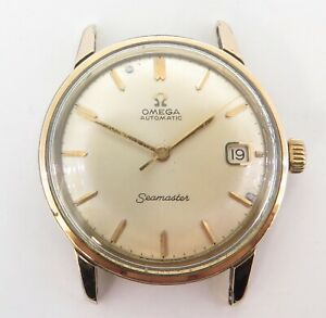 Vintage 1965 Omega Seamaster GP Auto Cal 562 Wrist Watch 166.002 NO RESERVE