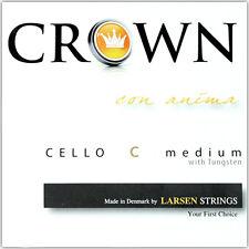 Larsen Crown Cello C String Medium Tension 4/4 Full Size
