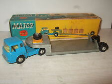 Corgi 1131 Bedford S, Carrimore Detachable Axle Machinery Carrier & Original Box