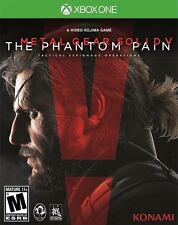 Metal Gear Solid 5 V The Phantom Pain Xbox One NEW & SEALED