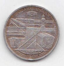 pièce de 10 euro allemagne 2002 argent - internationale luftfahrtaus stellung