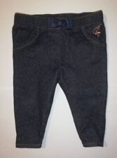 Designer Ted Baker Baby trousers Jeggings Denim Blue 3-6 Months