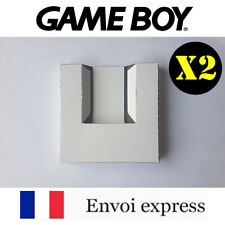 2X Cale neuve pour boite de jeu Game boy & GBC (color) - insert inner tray inlay