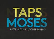 """AS NEW"" Gingko Press, International Top Sprayer Moses and Taps, Hardcover Book"