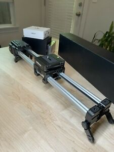 Edelkrone SliderPlus (long) With Tilt Plate and Action Module.
