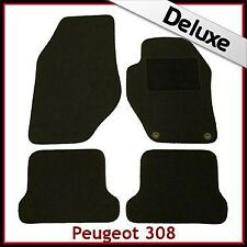 Peugeot 308 CC Coupe Cabriolet 2009 2010 onwards Tailored LUXURY 1300g Car Mats