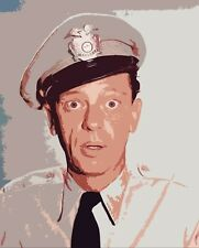 """""""Andy Griffith Show"""" Don Knotts 5x7 Classic Television Free Shipping !"""