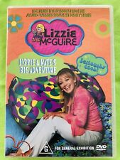 Lizzie McGuire: Lizzie & Kate's Big Adventure. (204) Disney DVD. LIKE NEW.