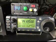 ATU 100W 300mA 1.8-50MHz 0.96 OLED Display ATU100 W/ Shell