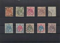 NETHERLANDS MOUNTED MINT & OR  USED STAMPS ON  STOCK CARD  REF R820