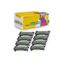 Compatible TN880 Toner Cartridge for Brother DCP-L5500DN DCP-L5600DN 8-Pack