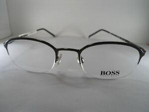 Super  Designer Fassung Boss  Mod.HB11007-GR 49/21  Neu