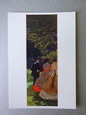 Art Card, Le dejeuner sur l'herbe (fragment) by Claude Monet, 1865-66