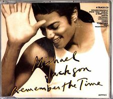 Michael Jackson : Remember The Time Mixes/Come Together Beatles Cover CD Single
