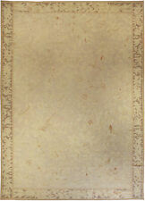 Large Gold Aubusson Rug N10683