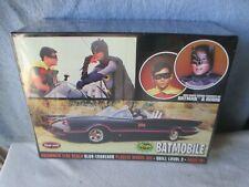 Sealed New Model Kit Batmobile Polar Lights 1960's Batman Television Series 1/25