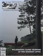 BOUNDARY WATERS JOURNAL SPRING 2015
